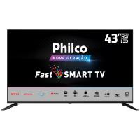 "Smart TV 43"" Philco Full HD Wi-Fi Bluetooth 3 HDMI 2 USB PTV43N5CG70BLF"