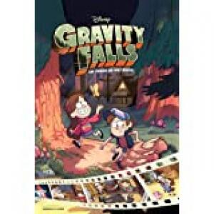eBook Gravity Falls: Aventuras em Dobro