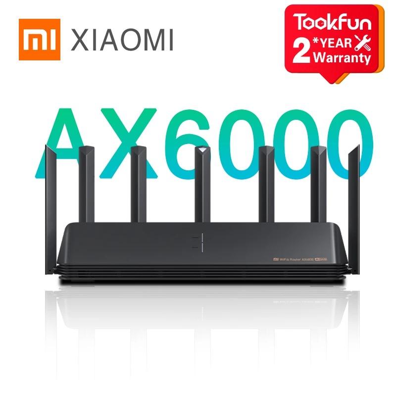 Xiaomi AX6000 AloT Router