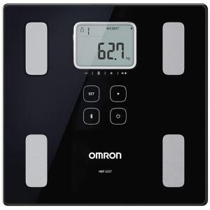 Balança de Controle Corporal com Bluetooth HBF-222T - Omron