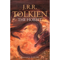 eBook The Hobbit: Illustrated by Alan Lee (English Edition)