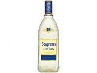 Gin Seagrams Dry 750ml – Magazine
