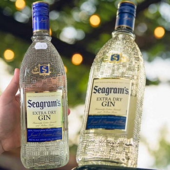 Gin Seagrams Dry 750ml