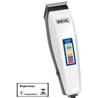 Máquina de Cortar Cabelo Wahl Clipper Color Code 9314-1755 10 Pentes