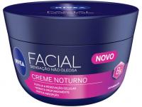 Creme Hidratante Facial Nivea Noturno 100g – Magazine