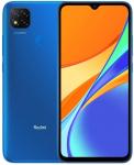 Smartphone Xiaomi Redmi 9C – Dual SIM 3GB/64GB – Twilight Blue – Versão Global
