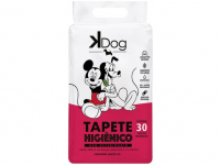 Tapete Higiênico KDog Disney 80x60cm – 30 Unidades – Magazine