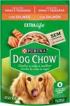 15 Unidades – Ração Úmida Nestlé Purina Dog Chow para Cães Adultos Raças Pequenas Salmão ao Molho 100g