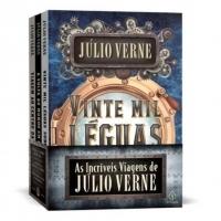 As Incríveis Viagens De Júlio Verne (Português) Capa Comum – 20 Julho 2020