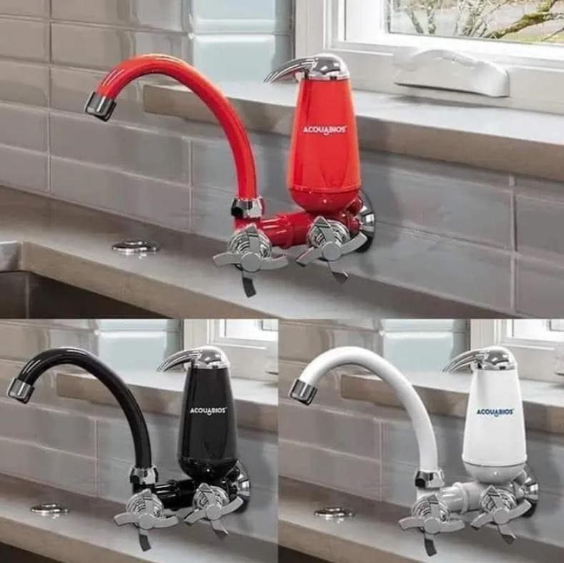 Torneira com Filtro para Cozinha Acquabios – de Parede Color Acqua E05