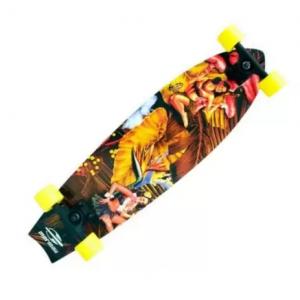 Skate Longboard Fishtail Cruiser Hawaii Mormaii
