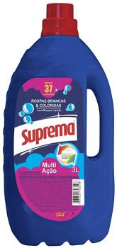 Suprema Lava Roupas, Azul, 3L