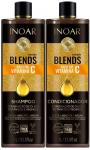 Kit Shampoo e Condicionador Blends Vitamina C 1L – INOAR