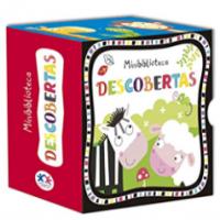Descobertas - Minibiblioteca (Português) Capa Comum – 3 Outubro 2019