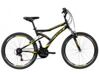 Mountain Bike Aro 26 Caloi Andes Aço Freio V-Brake – 21 Marchas – Magazine