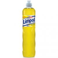 Detergente Limpol Neutro para Louças Biodegradável 500ml - Bom Bril