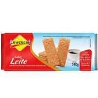Biscoito Leite Lowcucar Zero Acuc. 140g