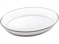 Assadeira de Vidro Oval Marinex – GD16343410N – Magazine