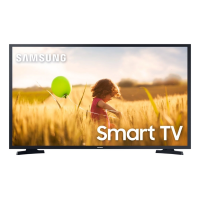 Smart TV 40'' Samsung LED Full HD 2 HDMI 1 USB WIFI HDR UN40T5300AGXZD