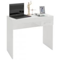 Escrivaninha Artely Cooler Com 1 Gaveta 74x91x41 - Branco