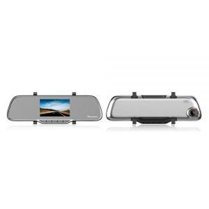 Retrovisor com Câmera DashCam VREC-200CH Pioneer - Prata