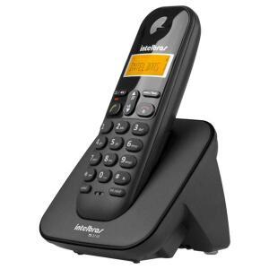 Telefone sem Fio Intelbras TS3110 Preto - Bivolt
