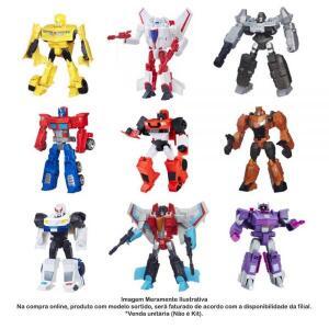 Boneco Transformers Cyber Hasbro - B0785