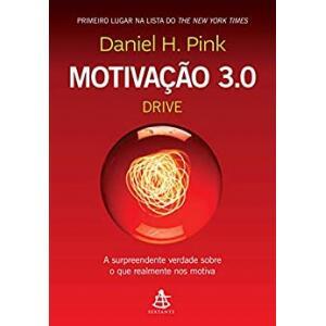 eBook Motivação 3.0 – Drive - Daniel H. Pink