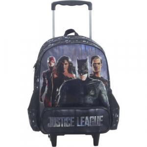 Mochilete 16 Liga da Justiça Other Worlds 7200 Em PVC Bolsos