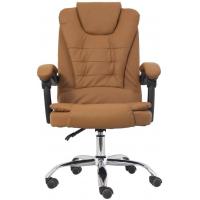 Cadeira Presidente Prizi Marrom - Y-707