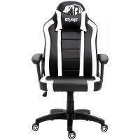 Cadeira Gamer Snake Viper II Black/White SNG-CH-VI002