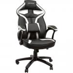 Cadeira Gamer Mymax Mx1 Giratória Preto/Branco