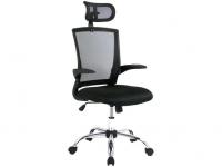 Cadeira de Escritório Giratória Presidente Nell – Preta – Magazine