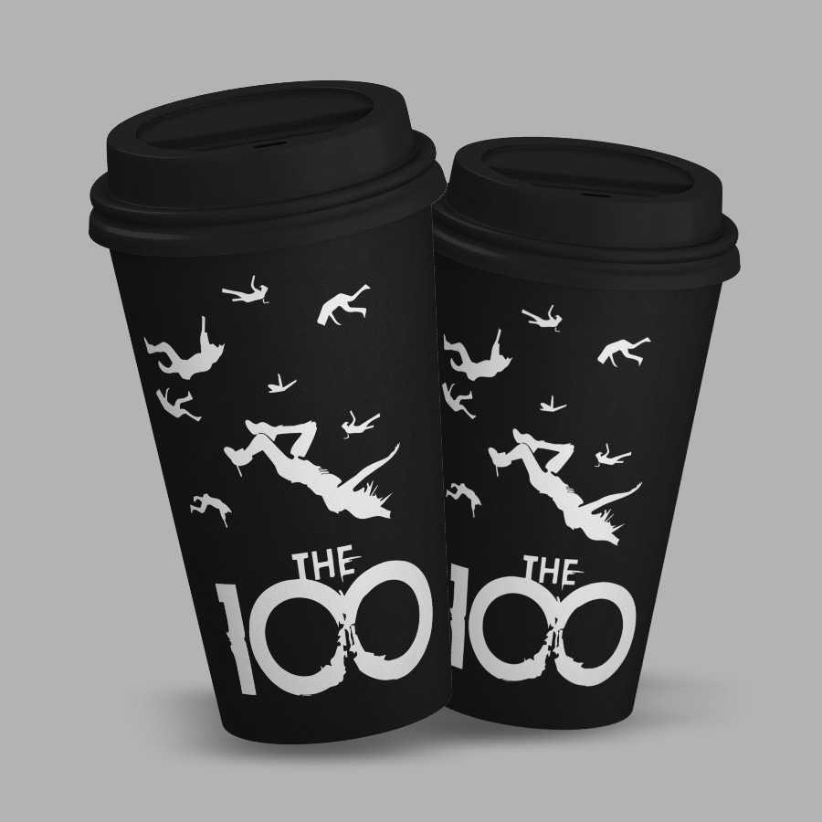 Copo Bucks Personalizado – Série The 100