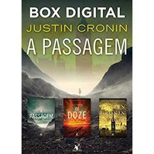 eBook Box Trilogia A passagem - Justin Cronin