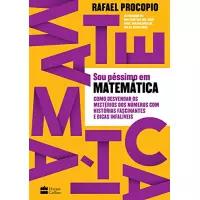 eBook Sou Péssimo em Matemática - Rafael Procopio