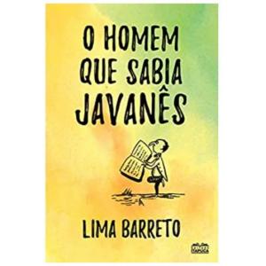 eBook O Homem Que Sabia Javanês - Lima Barreto