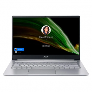 Notebook Acer Swift 3 Ryzen 5-4500U 8GB SSD 512GB Tela 14