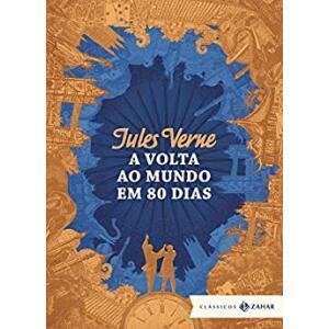 eBook A volta ao mundo em 80 dias (Clássicos Zahar - Bolso de Luxo) - Jules Verne