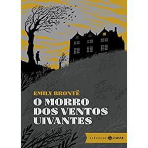 eBook O morro dos ventos uivantes: Bolso de Luxo (Clássicos Zahar) - Emily Brontë