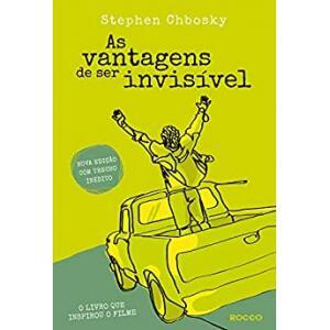 Ebook as Vantagens de Ser Invisível - Stephen Chbosky