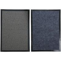 Kit Tapete Capacho Sanitizante Higienizador Limpa e Seca 40x60cm - Casual Home
