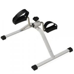 Mini Bicicleta Cicloergômetro Exercício Sentado para Fisioterapia Portátil Pedal Cicle