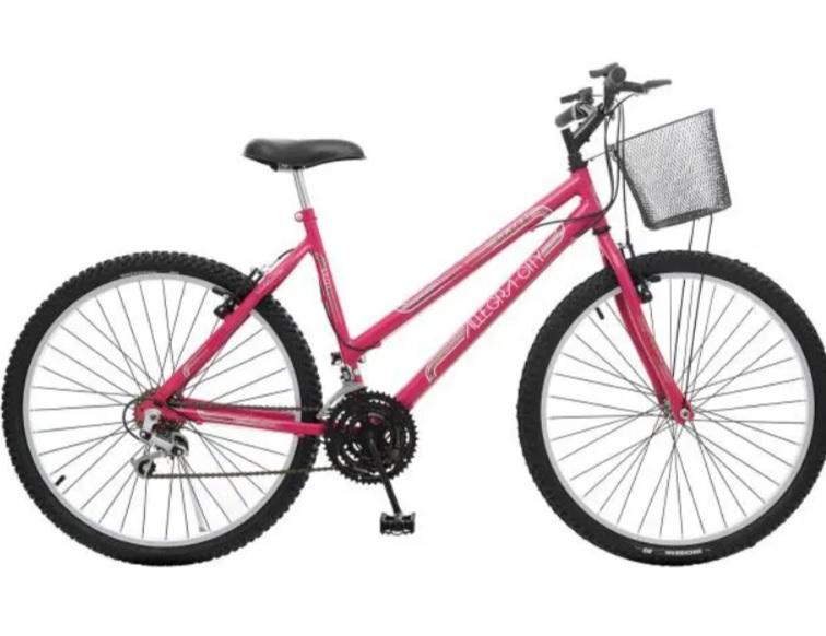 Bicicleta Colli Bike Aro 26 18 Marchas – Freio V-Brake