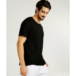 Camiseta Masculina Estampa Caveira Manga Curta