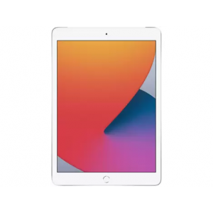 "iPad Tela 10,2"" 8ª Geração Apple Wi-Fi + Cellular - 32GB Prateado"