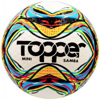 Mini Bola de Futebol de Campo Topper Samba Amador