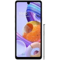 Smartphone LG K71 128GB White 4G Octa-Core