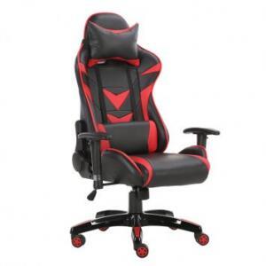 Cadeira Gamer Craft Preta e Vermelha