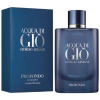 Perfume Acqua DI Gio Profondo Masculino EDP - 125ml